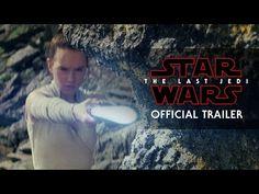 Star Wars: The Last Jedi Trailer #1 (2017) | Movieclips Trailers - YouTube