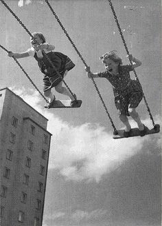 The Swing And Childhood