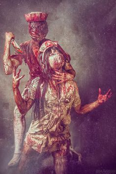 Silent Hill nurse cosplay  http://konami-games.blogspot.com/2014/08/these-sexy-cosplay-girls-from-show.html