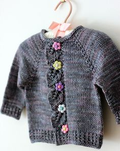 We Like Knitting: Dove Petals - Free Pattern