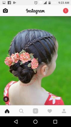 Toddler Hairstyles, Little Girl Hairstyles, Braided Hairstyles, Cool Hairstyles, Girl Hair Dos, Baby Girl Hair, Braids, Hair Beauty, Hair Styles