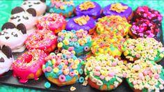 DIY California Donuts