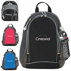 Title Track Backpack