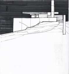 the architecture draftsman: untitled, Montreal 1998