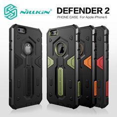 $9.99 Tough Shockproof Armor Hybrid Rugged Protective Case For Apple iPhone 6 6S…