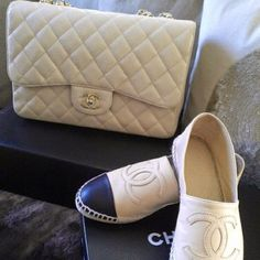 CHANEL Espadrilles | Online Price, Sizing & Review