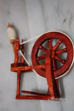 Spinning wheel tutorial
