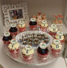 Cupcakes buttercream Palma de Mallorca Cupcakes, Chocolate, Desserts, Food, Birthday Cake, Candy Stations, Food Recipes, Postres, Palmas