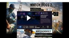 TAKEOFF Creative collaborated on Ubisoft's digital campaign by producing homepage wallpapers and animated HTML5 banners featured on IGN and Twitch.