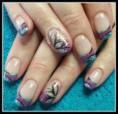 #adarabeautyclinic #nails #nailart #beauty #inlovewithnailart #biosculpure #gelnails # art