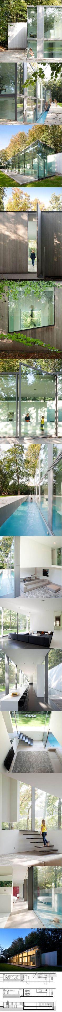 2012 Govaert & Vanhoutte - Villa Roces / Bruges / wood / Belgium / minimalism