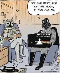 Star Wars humor... love it.
