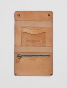 Levis Made And Crafted Leather Wallet
