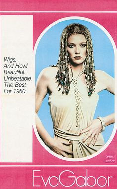 #TBT 1980 Cover of The Wig Company catalog