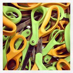 #Fiskateer Scissors! #fiskarsfamily