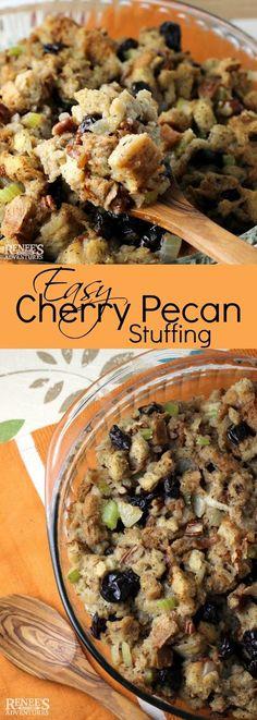 Cherry Pecan Stuffing