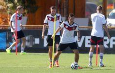Tucano Ronaldo só espera que alemão não quebre recorde de artilheiro de todas as Copas contra o Brasil  - Futebol - R7 Copa do Mundo 2014