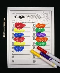 236 Best Word Work Stations Images On Pinterest Kindergarten