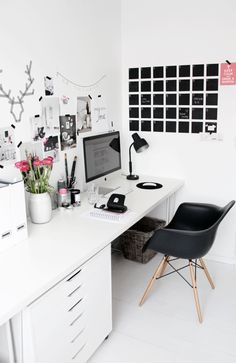 Office Space Dreams - Beauty Full Homes