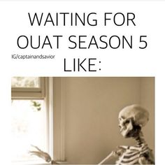 OUAT- the wait is killing me!