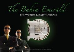 The World's Largest Emerald