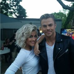 "Julianne And Derek Hough ""Lip Sync Battle"" At Central Park In New York City – Photos 