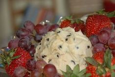 Chocolate Chip Cheesecake Dip - $3.75Indulge yourself with this great taste of rich cheesecake with chocolate chips in every bite. Serve with sweet crackers or fruit. Requires cream cheese, butter, and vanilla