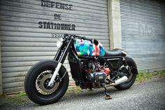 Bobber Feature: The Honda GL 1000 by Surleschapeauxderoues   Cafe Racer Philippines