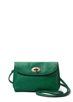 Fossil Monica Turnlock Crossbody