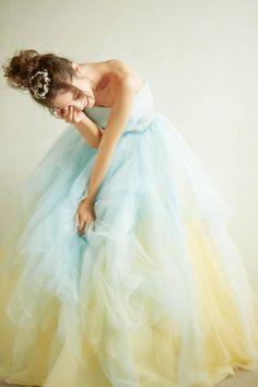 ふわドレス