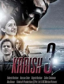 Krrish 3 Hindi movie