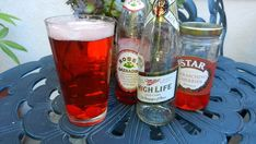 You need the High Shirley (grenadine + Maraschino cherries + Miller High Life) in your life. | 23 Shameless Ways To Get Drunk That Are Actually Brilliant