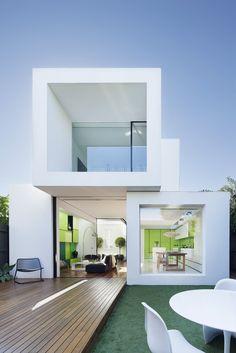 Shakin Stevens House by Matt Gibson Architecture Design