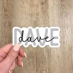Grey Personalized Name Sticker Personalized Stickers, Personalized Products, Custom Stickers, Name Stickers, Laptop Stickers, State Outline, Waterproof Stickers, Flower Patterns, Great Gifts