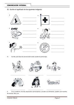 Comunicación integral 3er Grado Reading Comprehension, Education, School, Elementary Spanish, Writing Activities, Schools, Teaching, Onderwijs, Learning