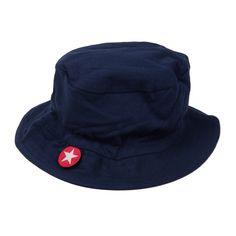 Dark Blue Hat Tiba Rand Jersey Plain - Kik-Kid Online - Baby, Kids & Teens Webshop Goldfish.be - Goldfish Kids Web Store Mechelen