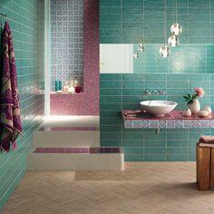 Obklady do koupelny Peite Maison od MAAG CZ, s.r.o.