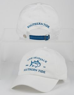 beeeb46e Southern Tide Original Skipjack Hat - White Southern Tide, Southern Prep,  What Should I