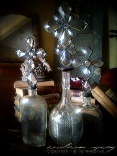 isabeau grey cross bottles @greyfreth