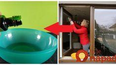 Trik našich babičiek na super-čisté okná bez drhnutia, bez leštenia: Šmuhy už neriešite, lesknú sa hneď!