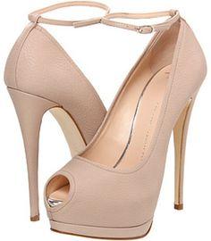Giuseppe Zanotti ~ Beige High Heels