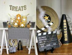 6 ideas for an #Oscar night party   #BabyCenterBlog