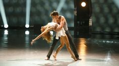 Rudy Abreu and All-Star Allison Holker perform a Jazz routine choreographed by Ray Leeper. See more: http://fox.tv/1omhX5r