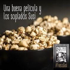 Hoy en #ViernesDePelícula con #Susi disfruta una buena película en casa y acompáñala con los #SopladosSusi siempre crujientes y deliciosos. ¡El mejor plan! Pídelos a domicilio en nuestra tienda online: www.susi.com.co  #FuerzaSusi #EstiloDeVidaSaludable #SnackSaludable #Susi #Granola #Cereal #Oats #Pan #Bread #Brot #Panadería #SnacksSaludables #ComidaSaludable #Cereales #FrutosSecos #Yummy #Delicious #Tasty #TradiciónAlemana #SinAditivos #Delicioso #Sano #Natural #HealthyFood…