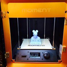 #3Dprinting #micky ?! #MOMENT #3Dprinter #3Dprint http://ift.tt/1Ib7QOd