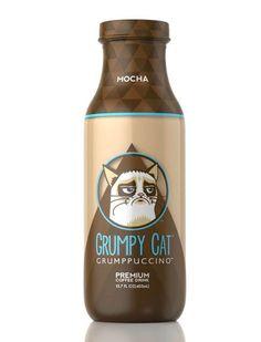 Grumpy Cat Coffee Drink