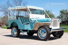 1960 Willys Jeep Gala Surrey  http://motostalgia.com/car-detail/?car=IBY15-1960-Willys-JeepGalaSurrey-&vin=5633718385