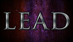 How to Create Text Made of Lead in Photoshop