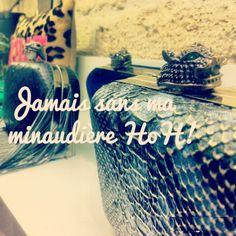Les fameuses minaudières House of Harlow disponibles au Nilaï Store Saint Germain.   Shoppez sur : http://www.nilai.fr/ Suivez nous sur facebook: Bijoux-Nilaï