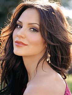 Katherine McPhee - lovely woman with a lovely voice. Now on Glee.